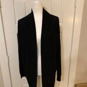 Never worn. NWOT black Gap cardigan